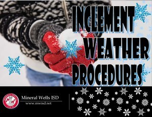 Inclement Weather Procedures for MWISD