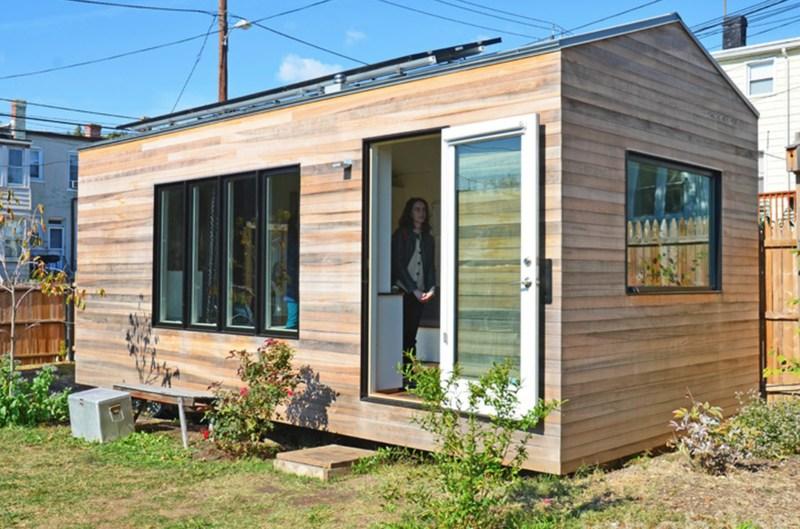 Curbed--Washington DC Spotlights ACAD's Tiny House Build Thumbnail Image