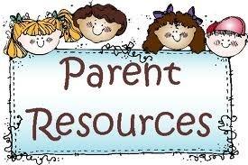 Parent Resources Sign with Children