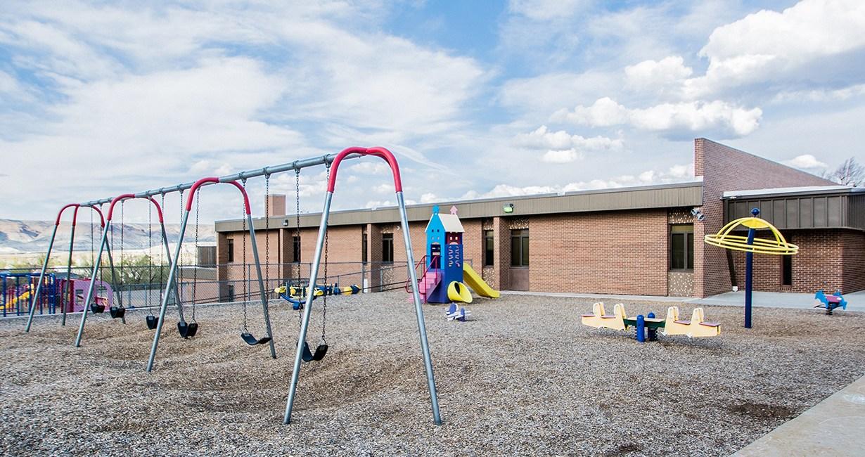 Harrison Elementary School!