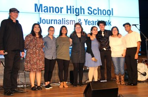 MISD Visual Arts Students Honored at E4 Youth Event =