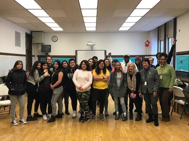 Gage Park High School Launches New Nursing Program Featured Photo
