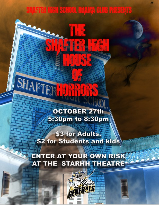 Shafter High House of Horrors Thumbnail Image
