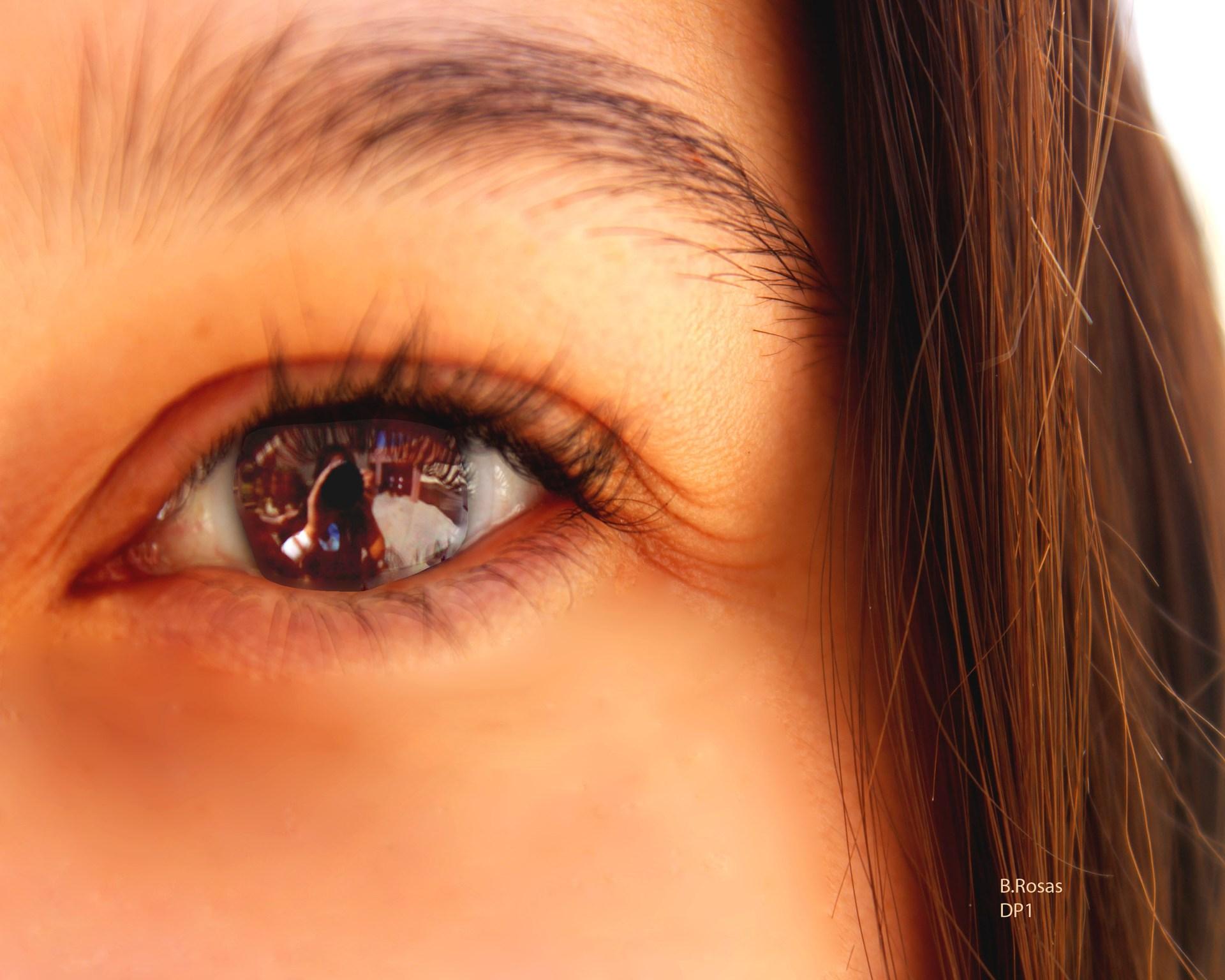 Student Photo: Eye by B. Rosas