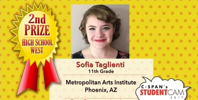 Sophia Taglienti 2nd place image