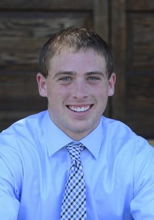 Bakersfield High School student Ryan Crowley.
