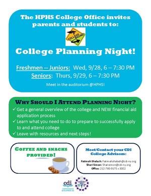 2016 Parent College Planning Night Flyer.jpg