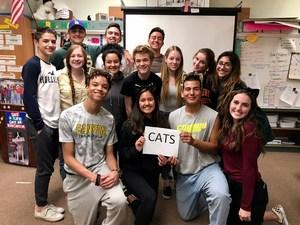 Canyon High School Safe School Ambassadors