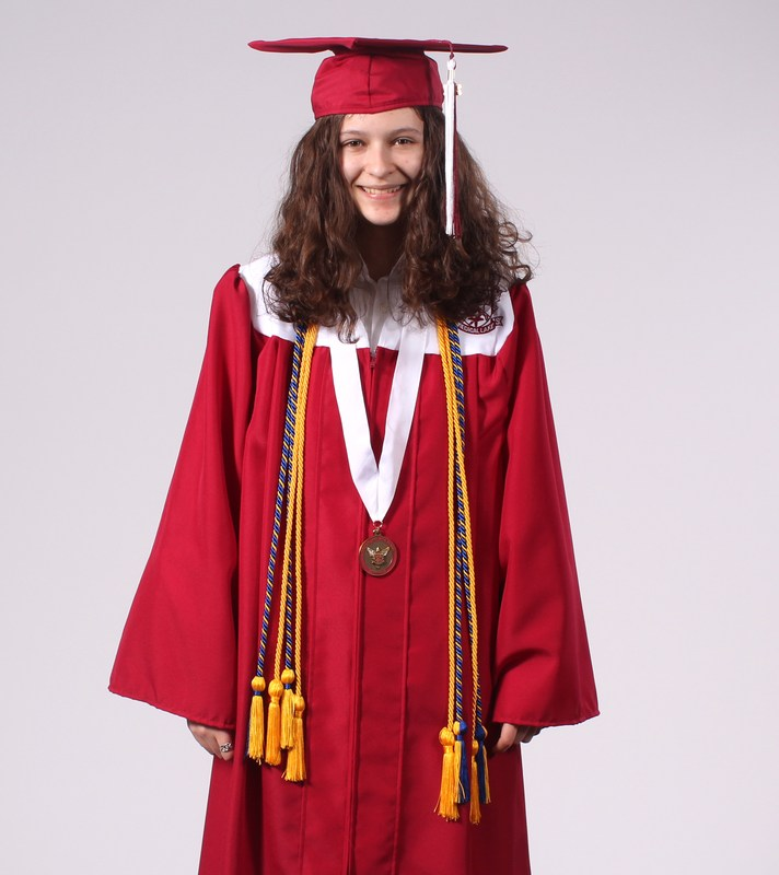 Medical Lake High School Class of 2018 Valedictorian Lauren Fletcher-Saue Thumbnail Image