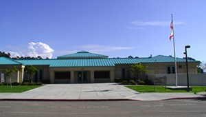 Lopez High School building