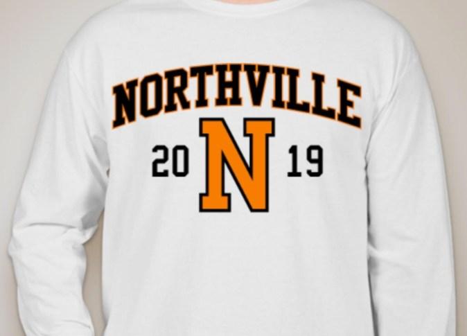 Class of 2019 T-shirt design