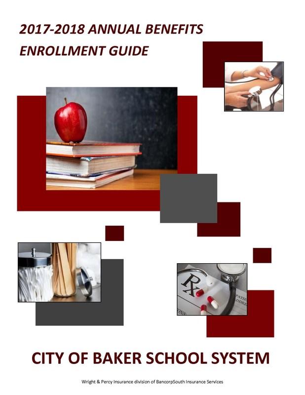 2017-2018 Annual Benefits Enrollment Guide Thumbnail Image