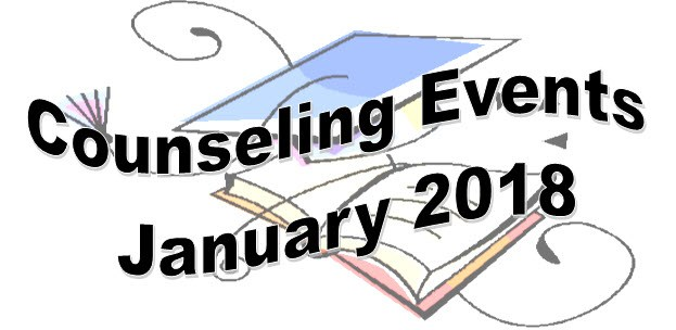 Counseling Events January 2018 Thumbnail Image