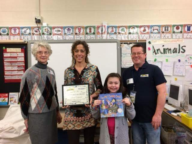 Pam Caputo Wins Allied Milk Producers Teacher of the Month Thumbnail Image