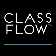 ClassFlow website logo and link