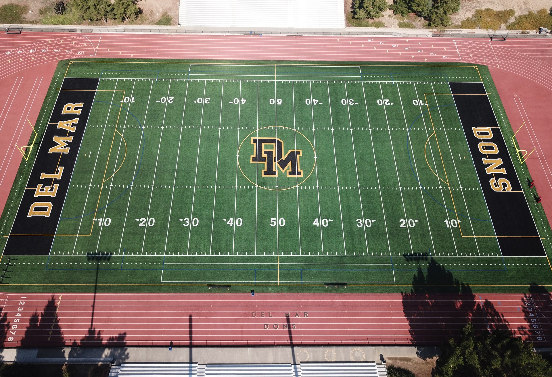 Image of new Athletic Field