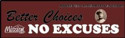 Roosevelt Alternative School. Better Choices No Excuses Mission CISD