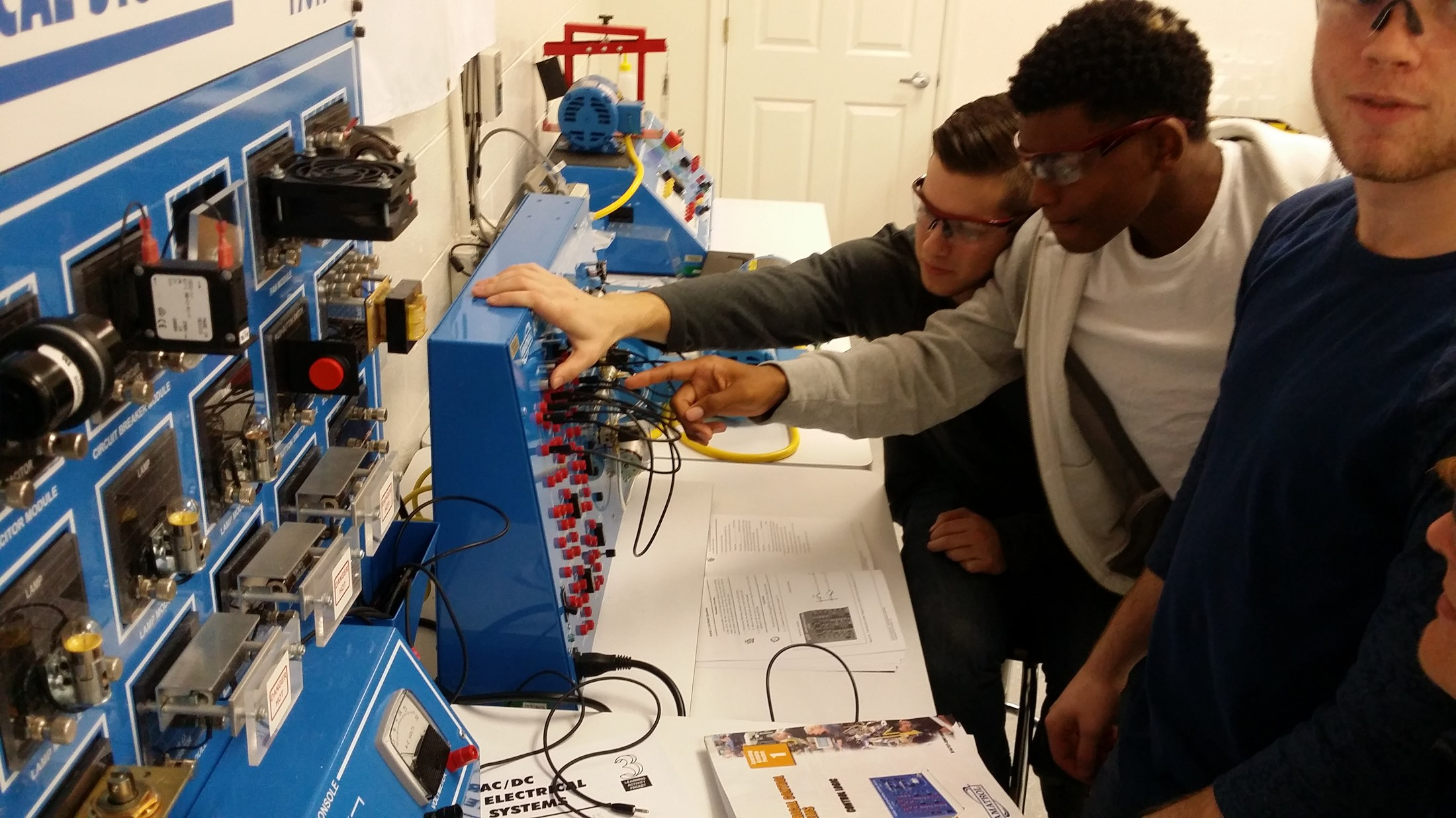hands on electrical applications