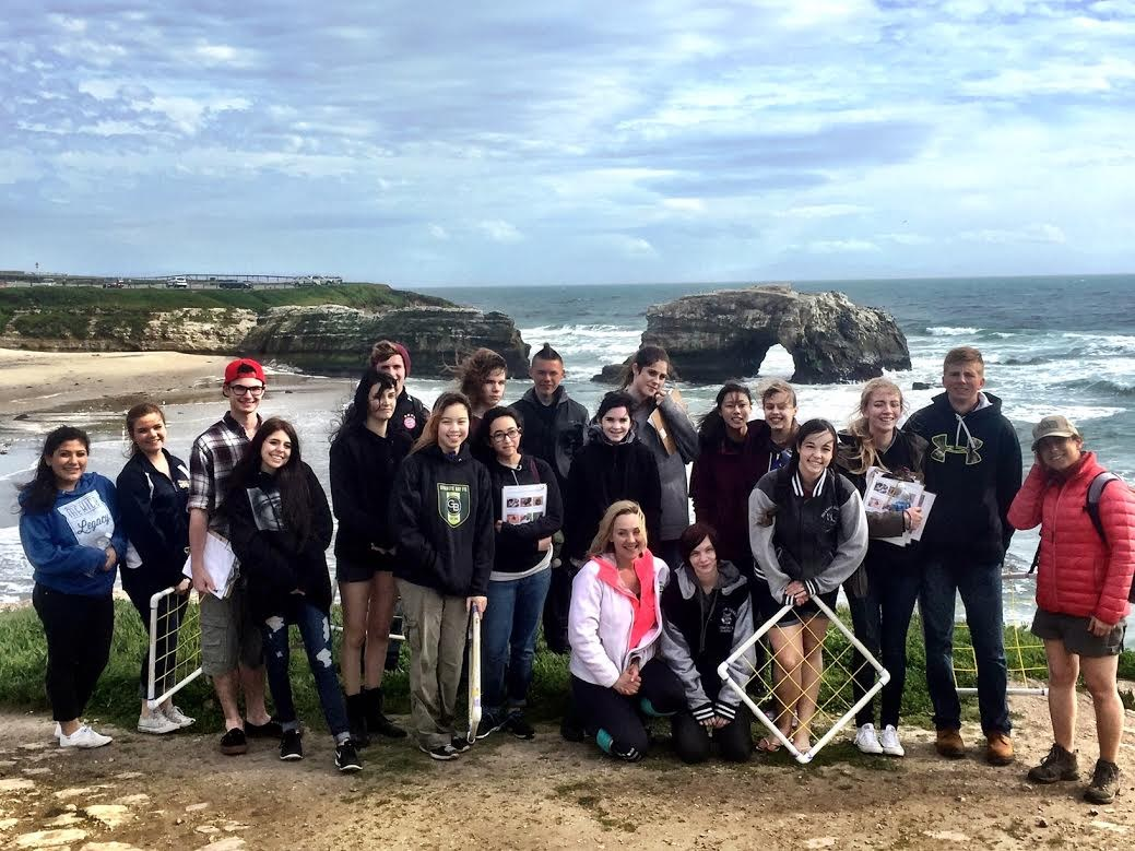 Natural Bridges Field Survey for Marine Organisms through LiMPETS