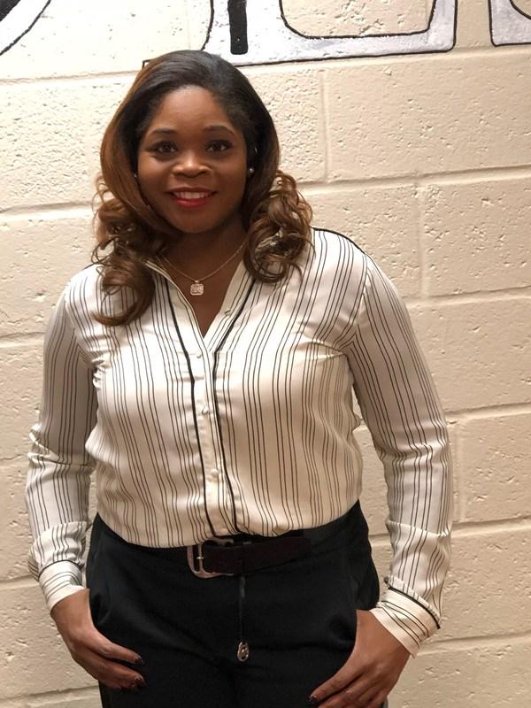 Teacher of the Year...Ms. Verlene Texas Featured Photo