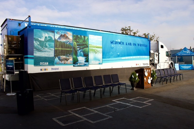 Wyland Mobile Learning Lab