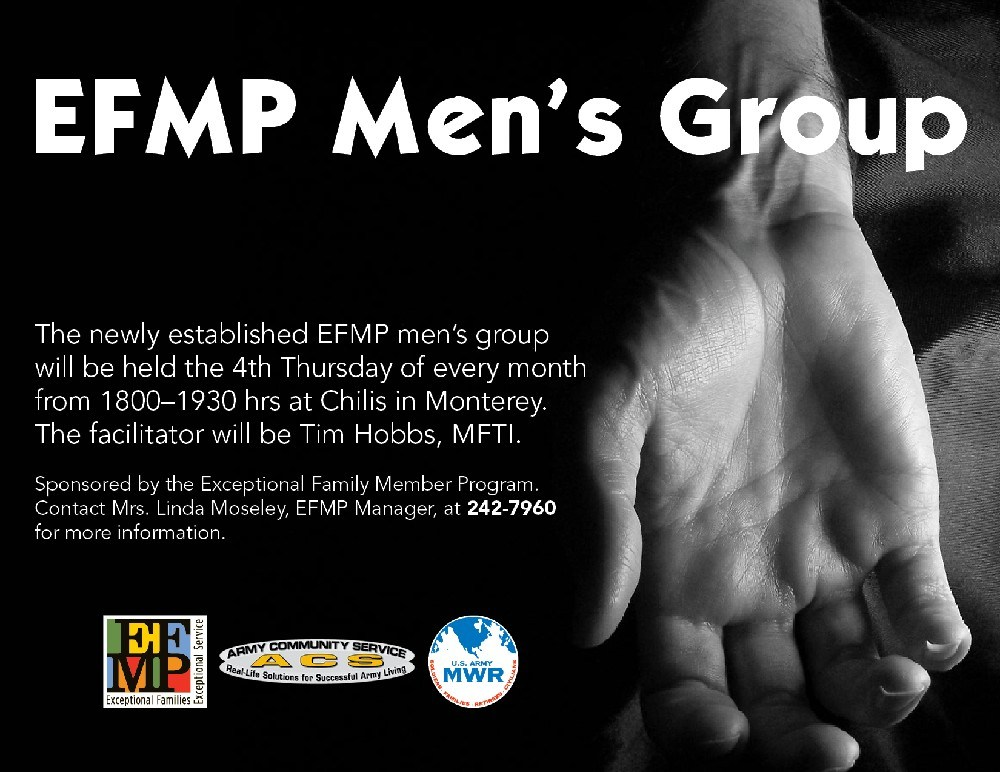 EFMP Men's Group