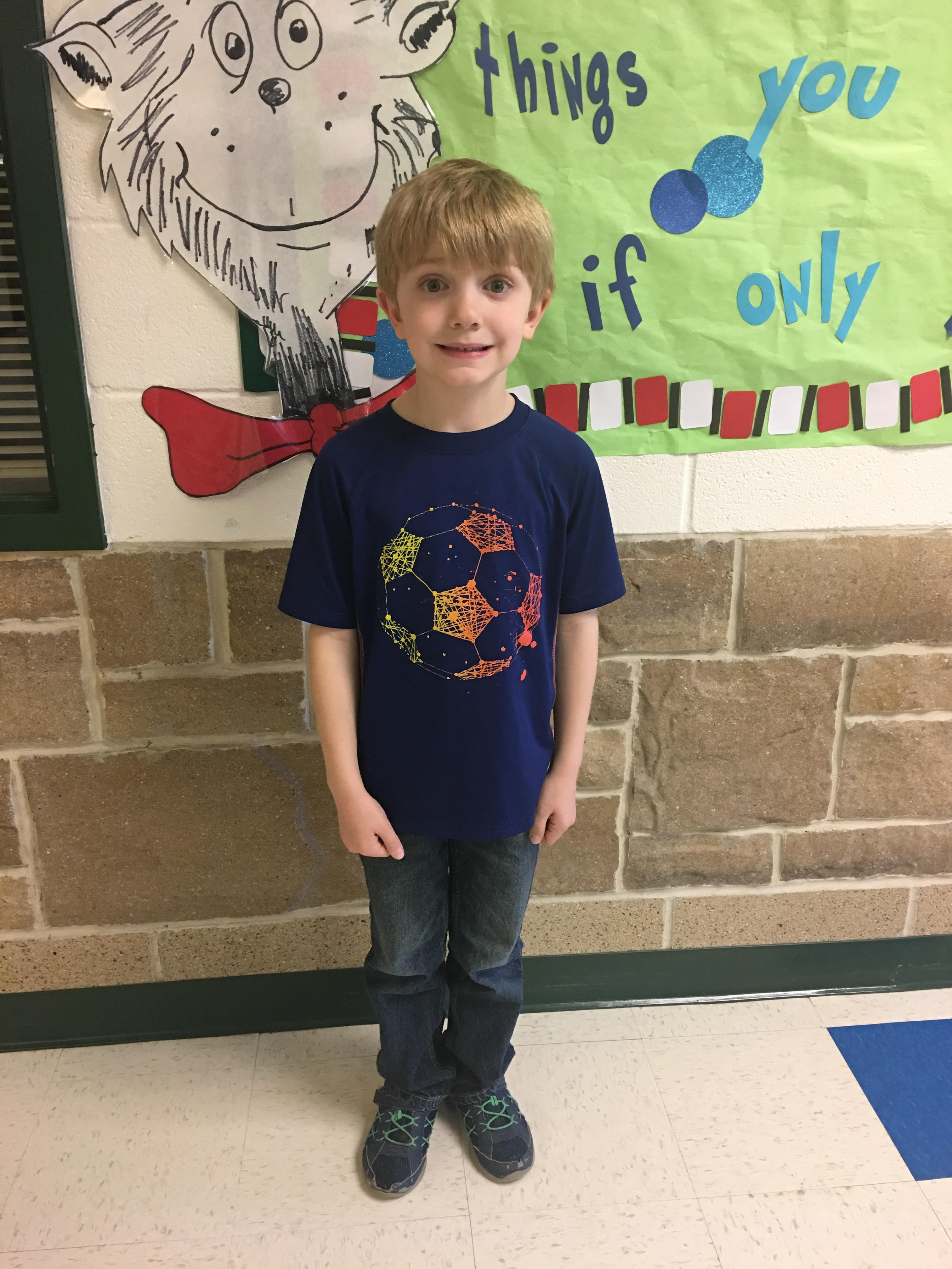 Student of the Week for March 19, 2018