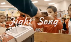 BME Fight Song video on KVUE Thumbnail Image