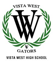 Vista West High School Logo