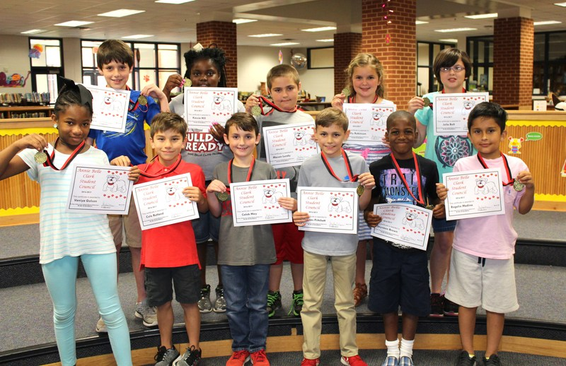 Student Council Members Recognized Featured Photo