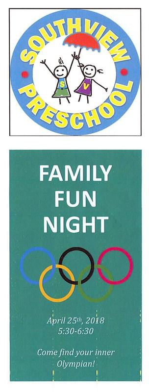 FAMILY FUN NIGHT!! Thumbnail Image