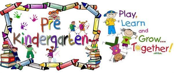 Pre-Kindergarten logo