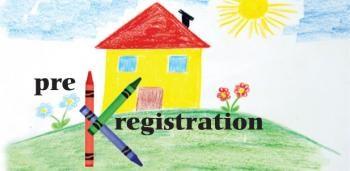 Pre-K Enrollment Going on Now Thumbnail Image