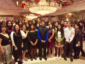 STEAM Students @ EF Inaugural Ball