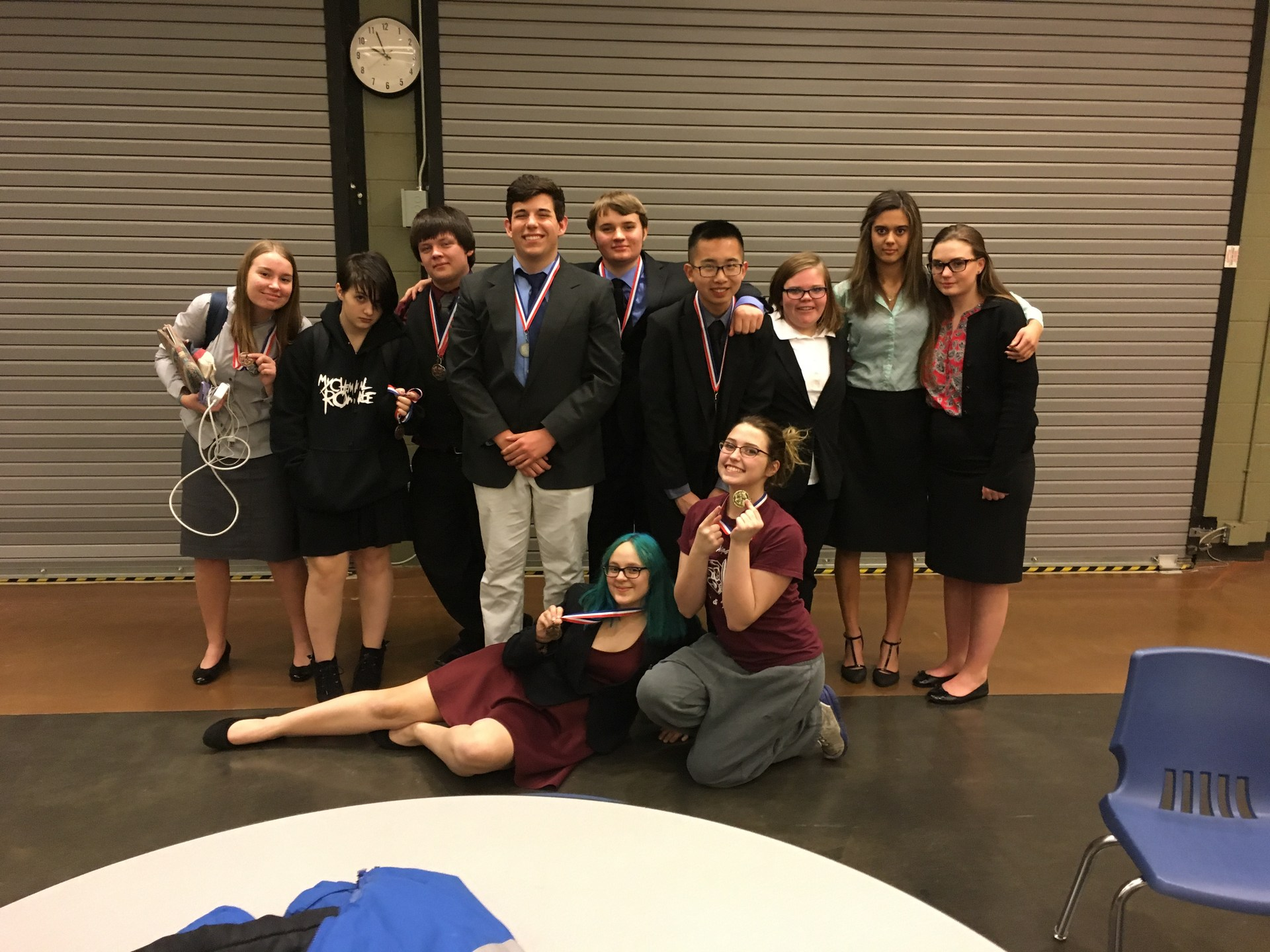 Hutchinson High Forensics 17