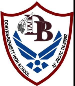 DBHS AF JROTC logo