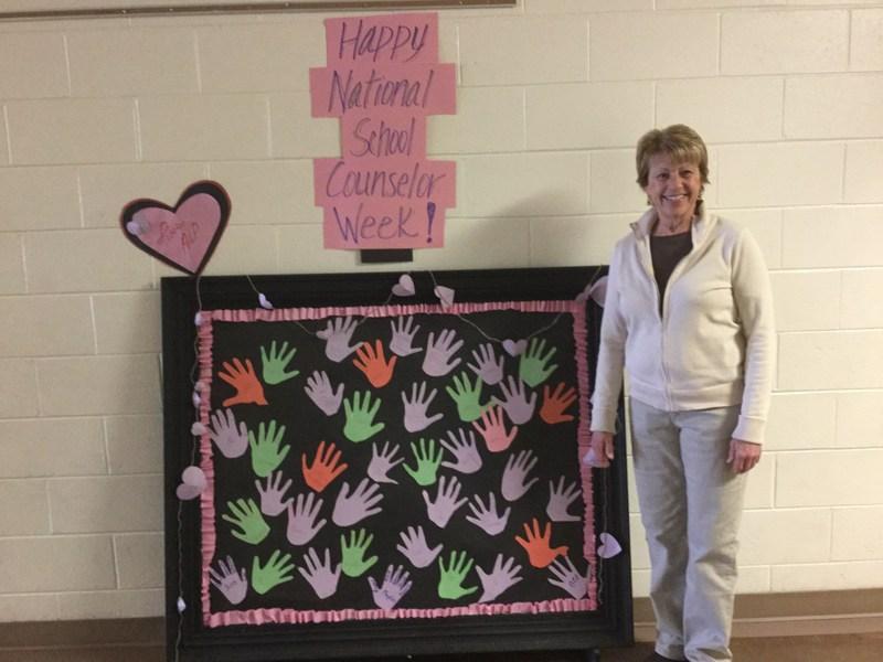 Wilson Celebrating Counselor Week Thumbnail Image
