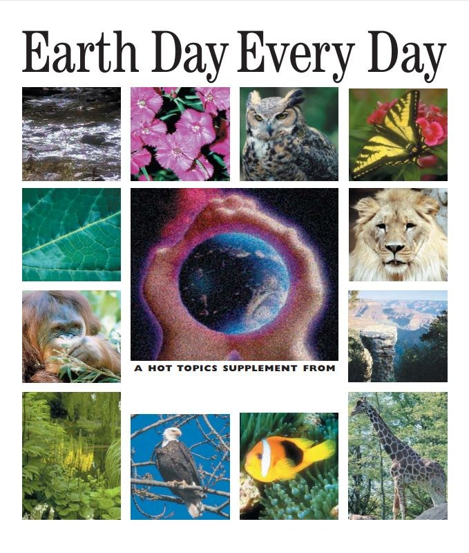 Picture link for Earth Every Day