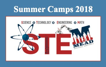 2018 Summer STEM Camps - Register Now Featured Photo