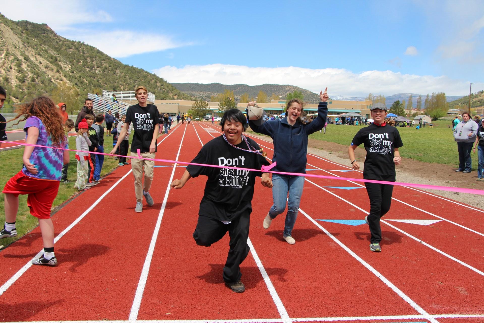 Bowker Games race.