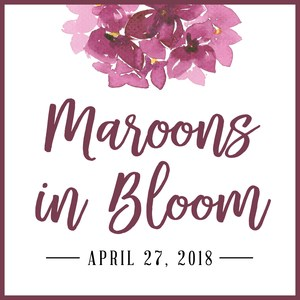 Maroons In Bloom Fundraiser logo