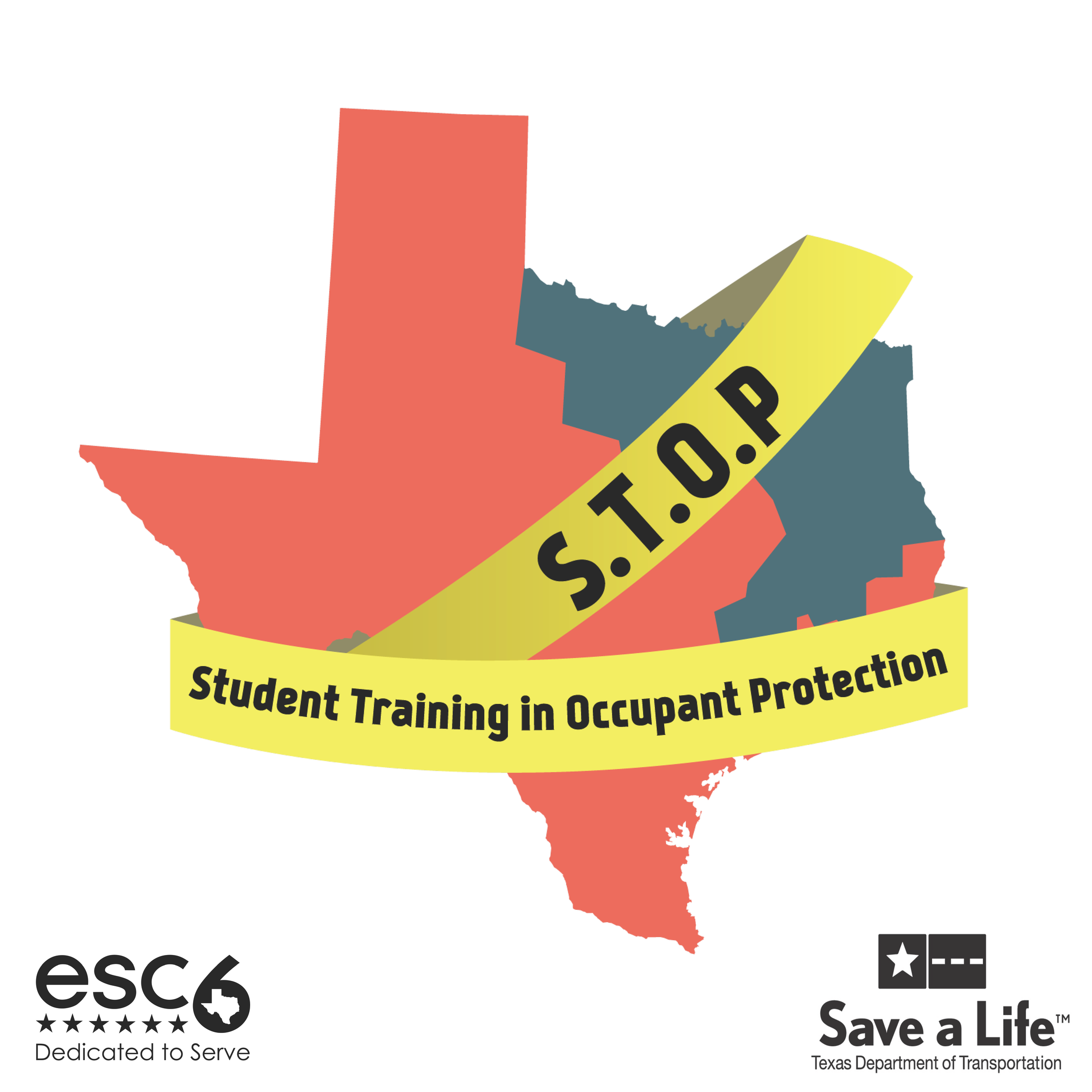 Student Training in Occupant Protection logo