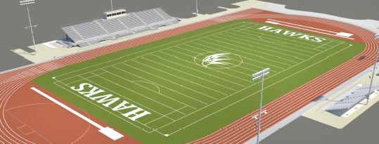 LRHS School Field Renovation Project Thumbnail Image