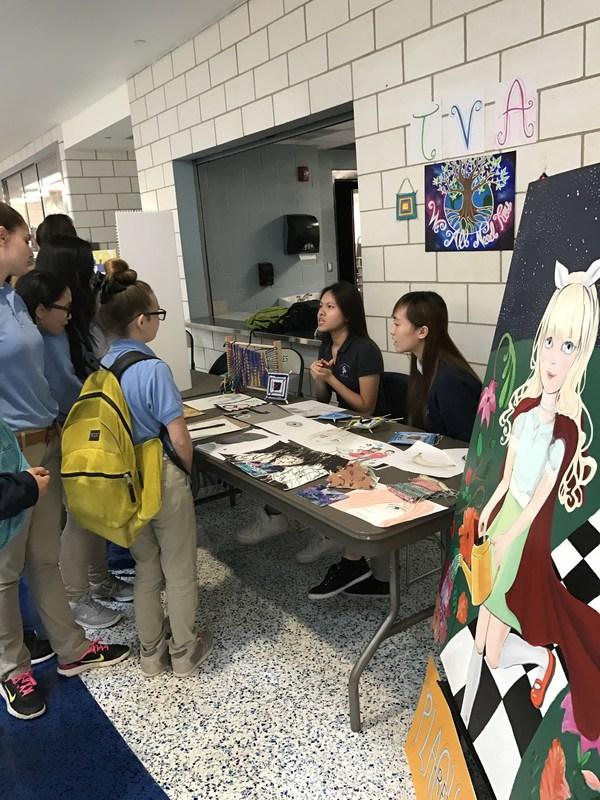 SPHS Hosts Elective Fair Thumbnail Image
