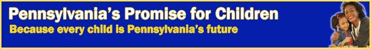 Pennsylvania's Promise for Children logo