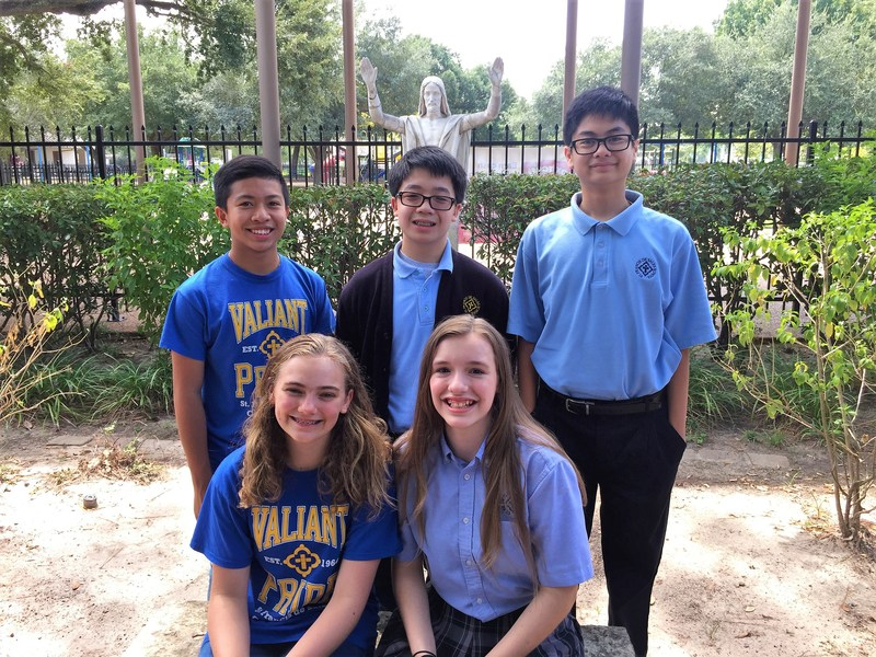 Introducing the 8th grade Class Officers Thumbnail Image
