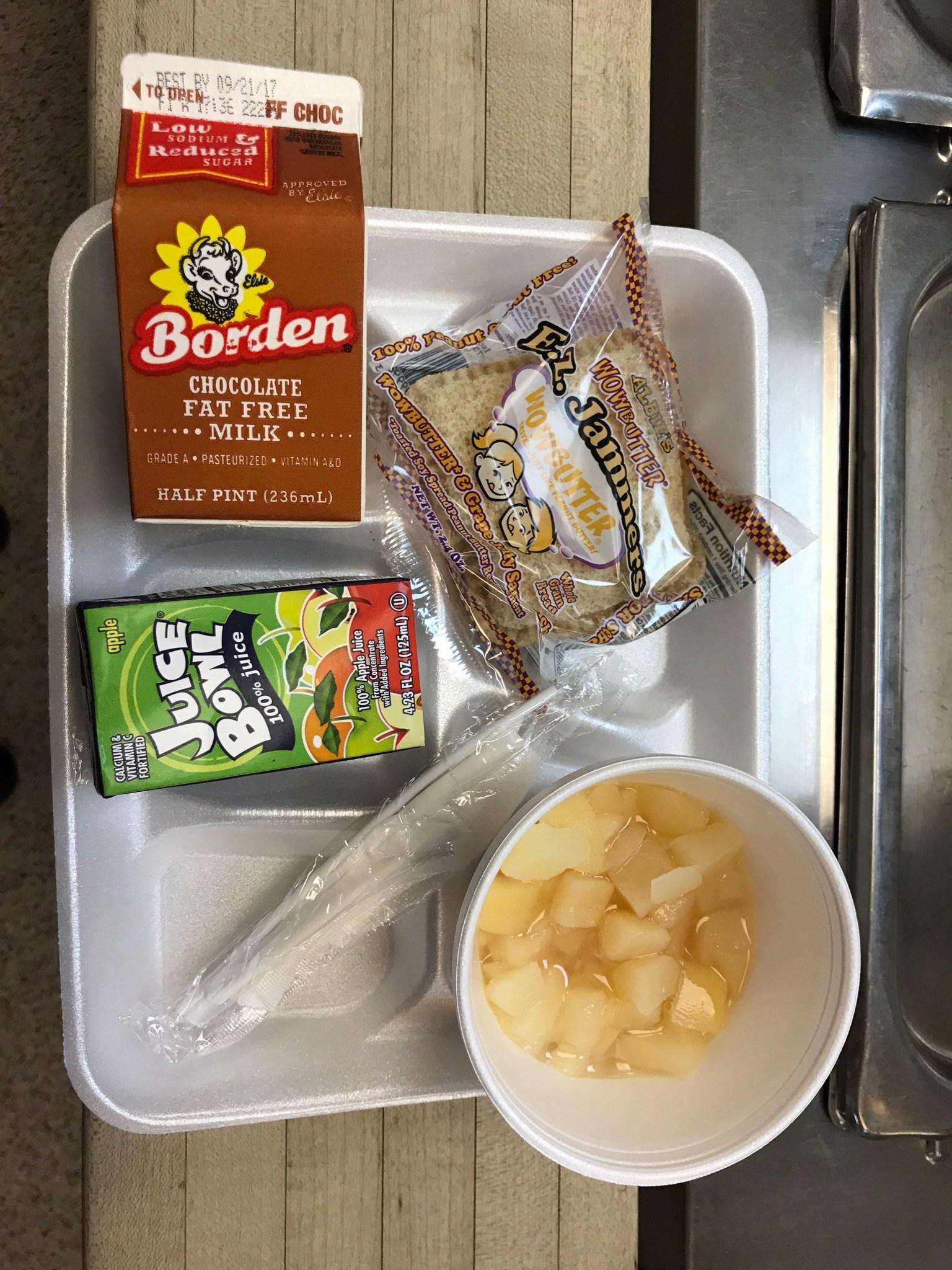 EZ Jammers Breakfast Tray