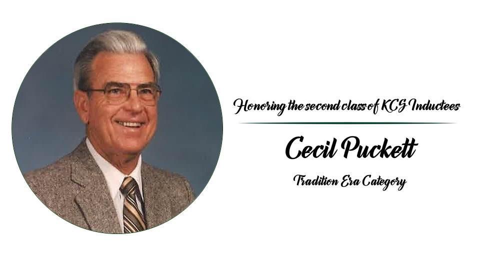 Mr. Cecil Puckett