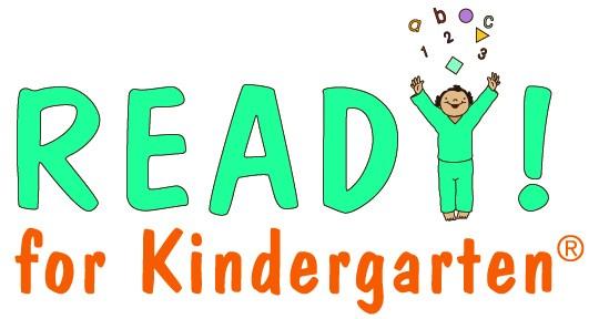READY for Kindergarten graphic