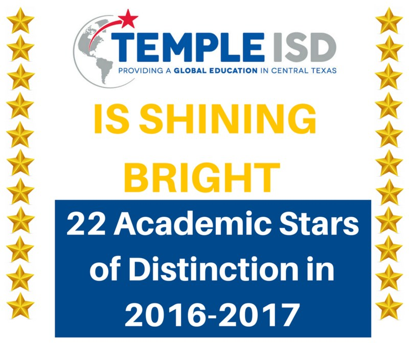 22 Stars of Distinction